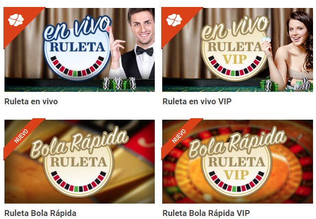 Luckia ruleta